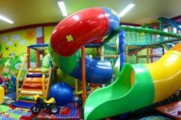 Ustroń Atrakcja Sala | plac zabaw Figle Migle
