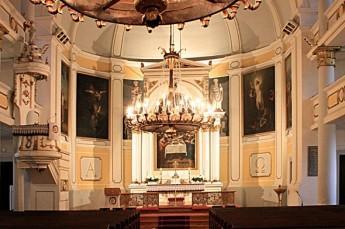 Ustroń Atrakcja Zabytek Kościół Jakuba Starszego